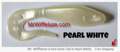 pearl-white-sonic-tail-lure-arrow