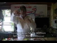 MrWiffelure Soft Plastic Sonic Tail Fishing Lures 2015 & Hard Plastic Baits